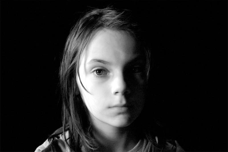 Logan - Dafne Keen como Laura / X-23