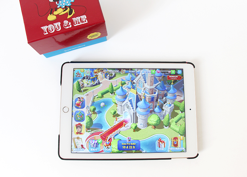 Jogo Disney Magic Kingdoms