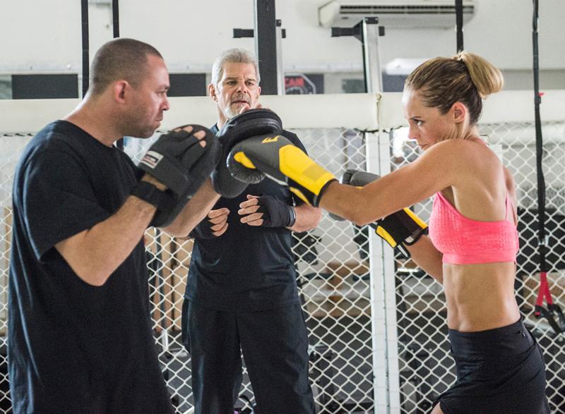 Meus objetivos fitness - Paolla Oliveira na novela A Força do Querer. Crédito: Globo/Mauricio Fidalgo