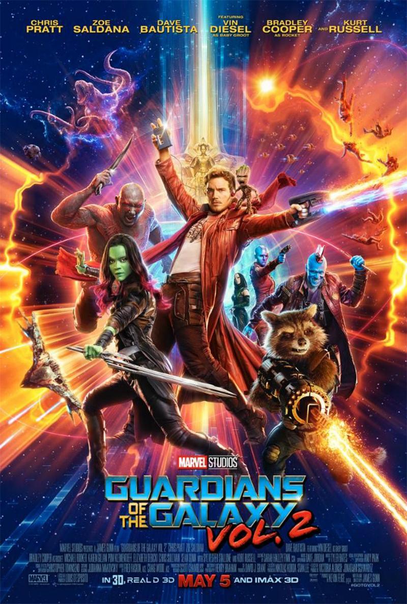 Guardiões da Galáxia vol. 2 - Review