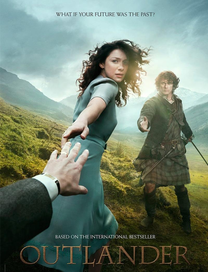 Outlander - a 3ª temporada de série está chegando e ganhou teaser!