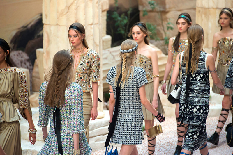 Desfile Chanel Cruise 2018