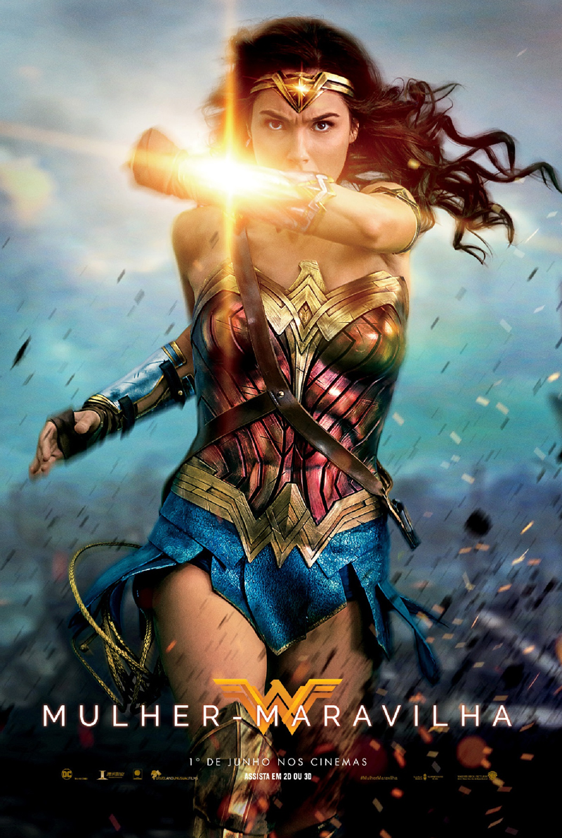O filme da Mulher Maravilha finalmente chegou e era tudo o que estávamos esperando - Review