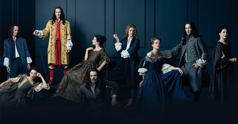 Série Versailles