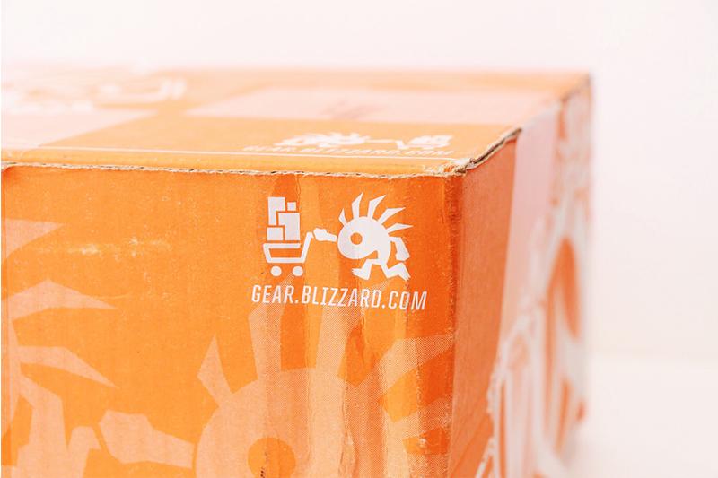 Comprando na Blizzard Gear Store