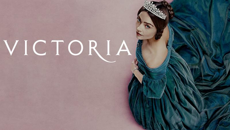 Jenna Coleman como Rainha Vitória