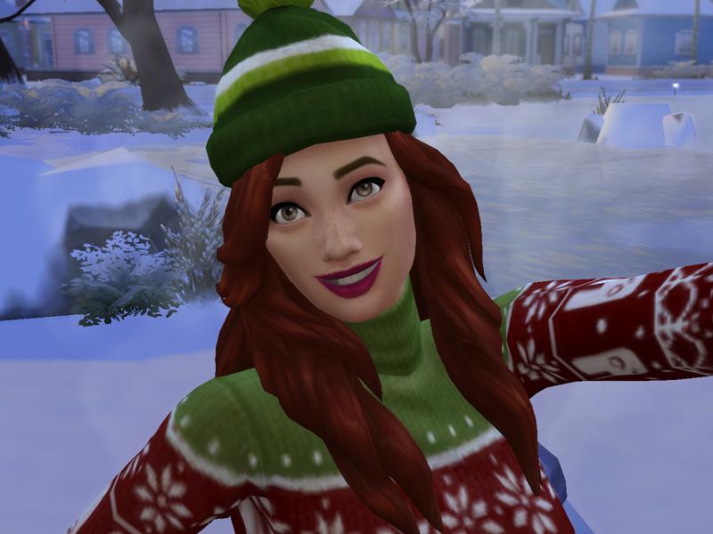 The Sims 4 Estações - Primeiras impressões Inverno