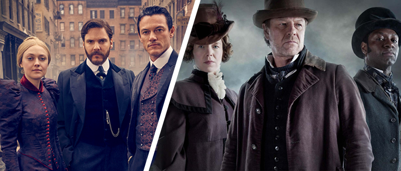The Alienist e As Crônicas de Frankenstein - duas séries de thriller psicológico na Netflix
