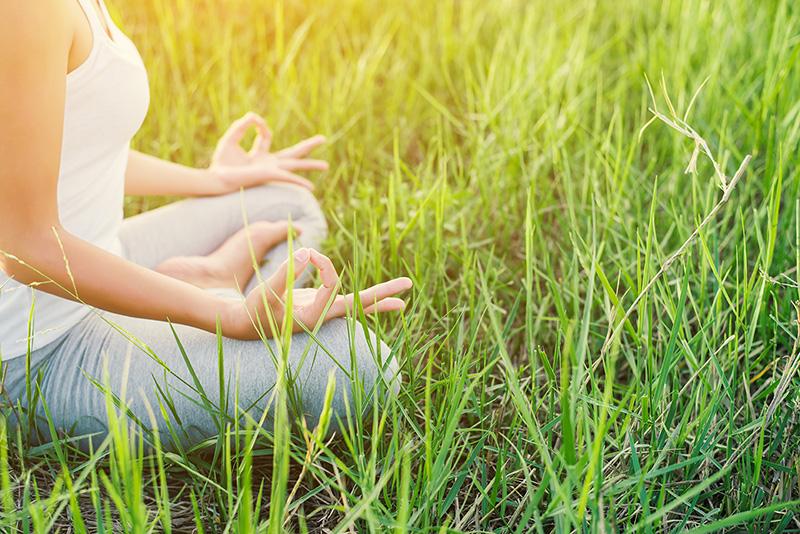 Aula de Yoga Integral - minha experiência pessoal