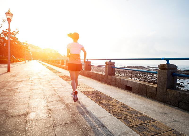 Retomando as atividades físicas - cada novo passo, uma nova conquista
