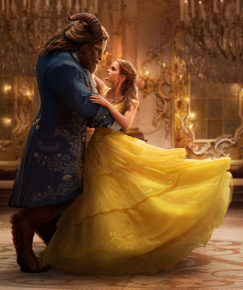 A Bela e a Fera 2017 - retornando à infância com o live action da Disney