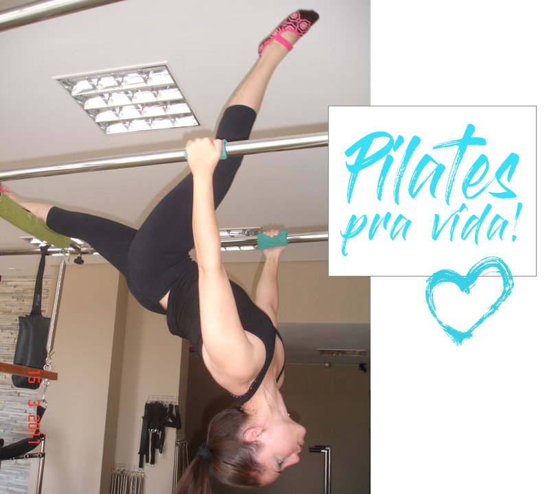 Meus objetivos fitness - Pilates