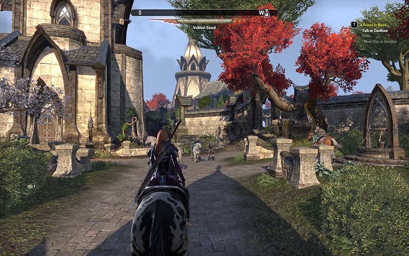 The Elder Scrolls Online - conheça o jogo com temática medieval que está gratuito esta semana!