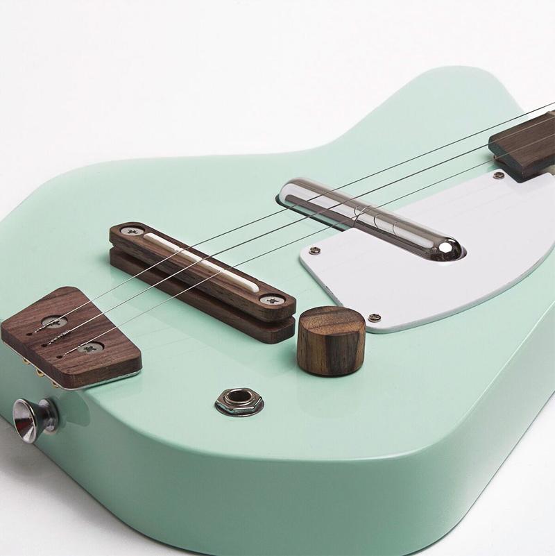 Design: Loog Guitars cria violões e guitarras para crianças