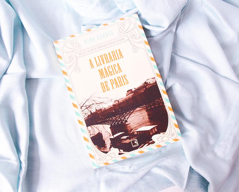 Resenha: A Livraria Mágica de Paris, de Nina George