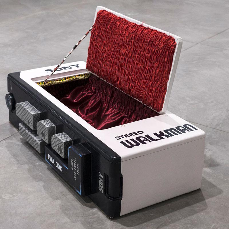 Design de caixão