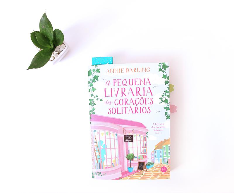 A Pequena Livraria dos Corações Solitários de Annie Darling