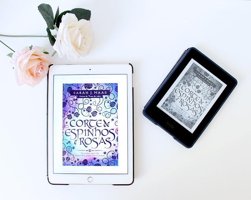 Corte de Espinhos e Rosas, Sarah J. Maas - versão ebook kindle