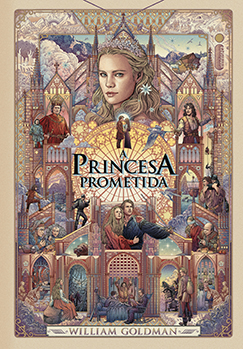 A Princesa Prometida Capa