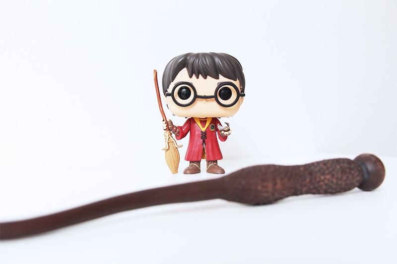 Eu nunca li Harry Potter... mas...