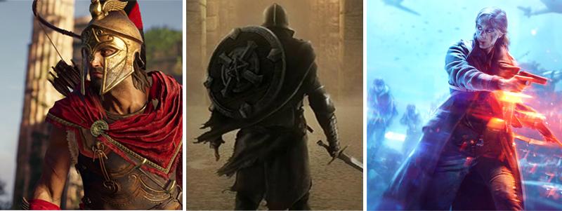 E3 2018 - o que mais me chamou atenção