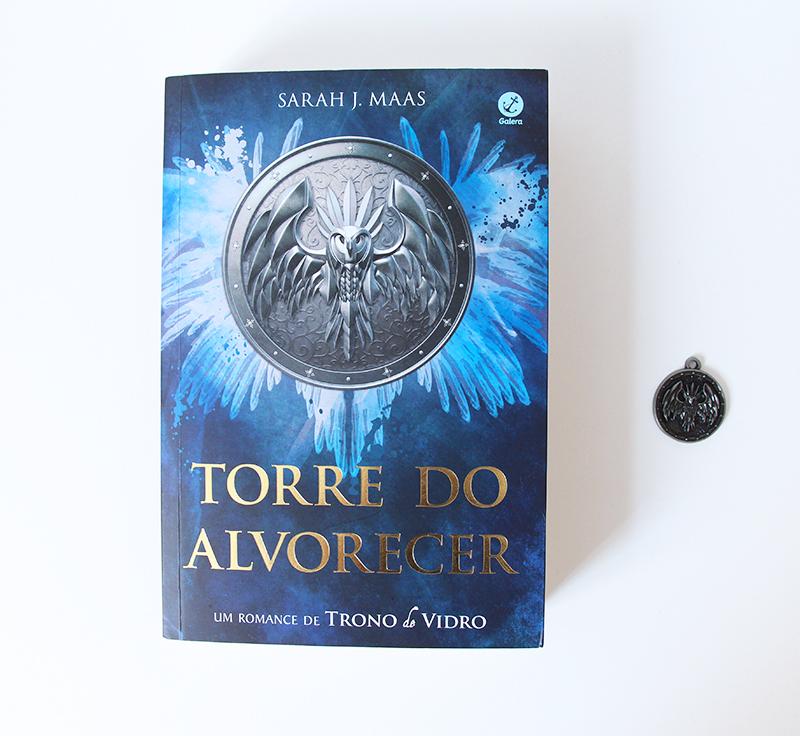 Torre do Alvorecer - Trono de Vidro, Sarah J. Maas
