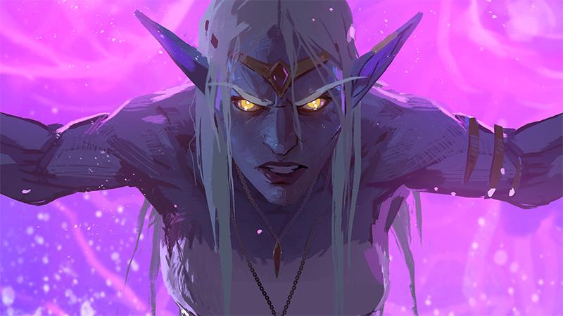 Warbringers: Azshara - prepotente até debaixo d'agua