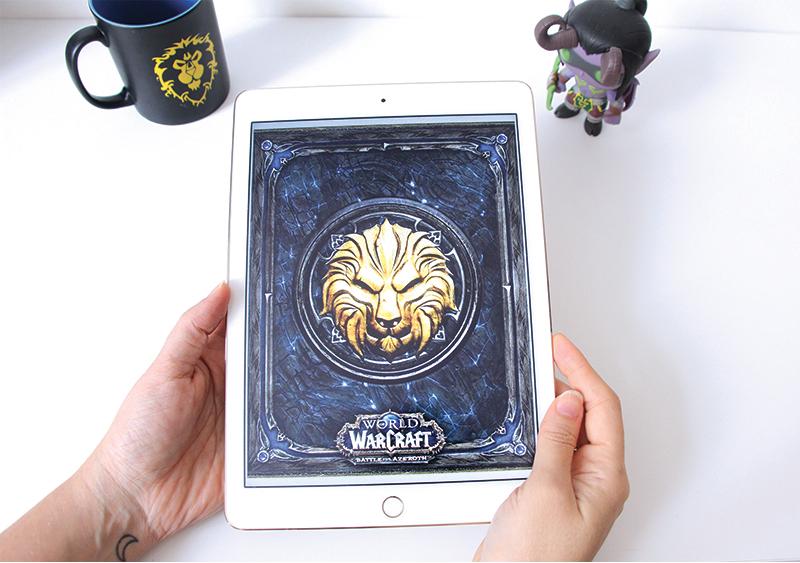 Elegia e A Guerra Justa - Novelas que vieram enriquecer o lore de World of Warcraft
