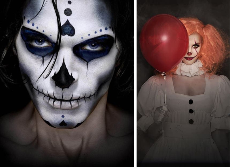 Fantasia de Halloween