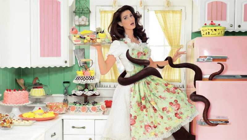 A Bizarra Confeitaria de Christine McConnell é tudo o que você queria para este Halloween