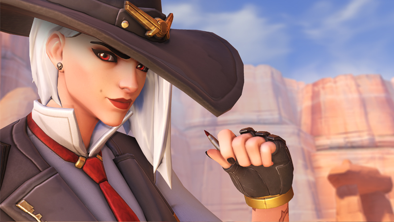 BlizzCon 2018 - Orféa e Ashe, novas personagens de Heroes of the Storm e Overwatch
