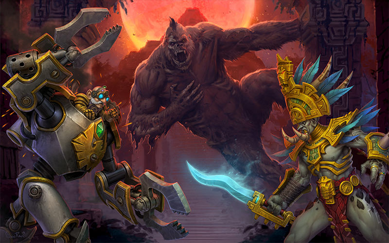 BlizzCon 2018 - As novidades de World of Warcraft: Battle for Azeroth