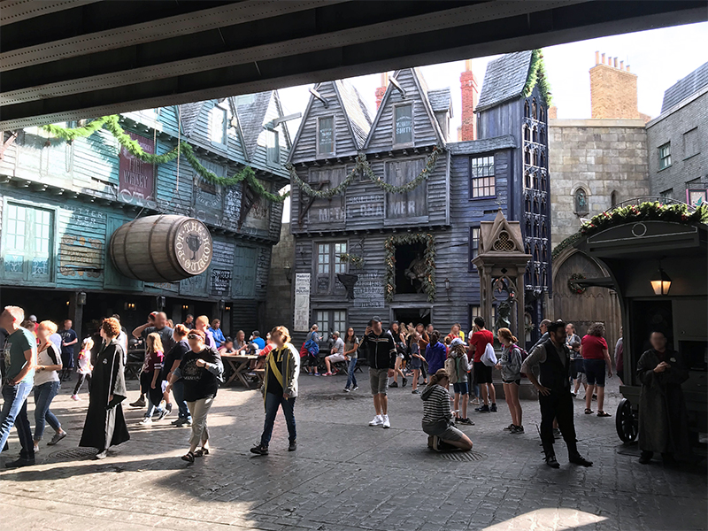 The Wizarding World of Harry Potter - Beco Diagonal