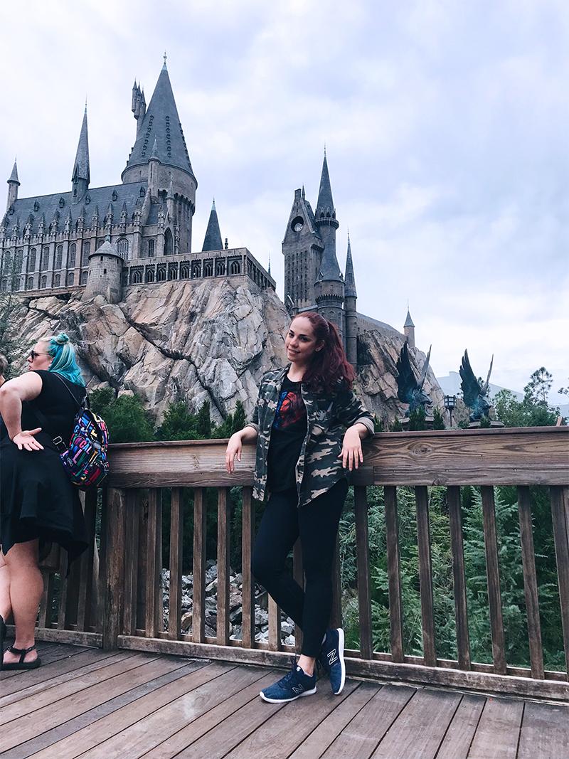 Férias em Orlando: Visitando o Hogsmeade e Hogwarts