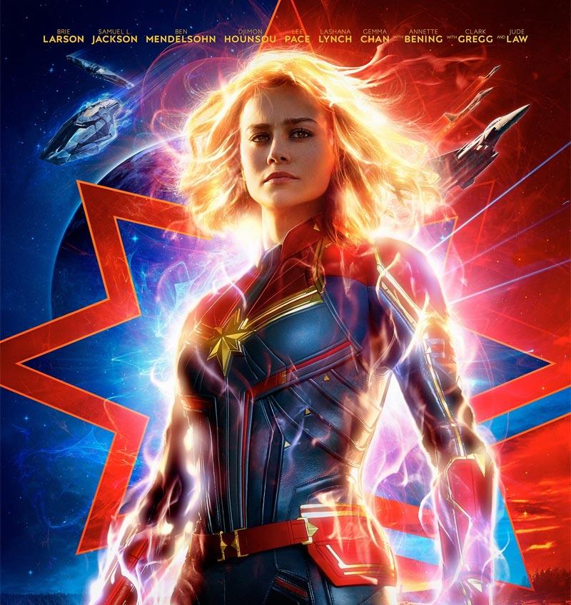 Capitã Marvel - porque eu amei esse filme!