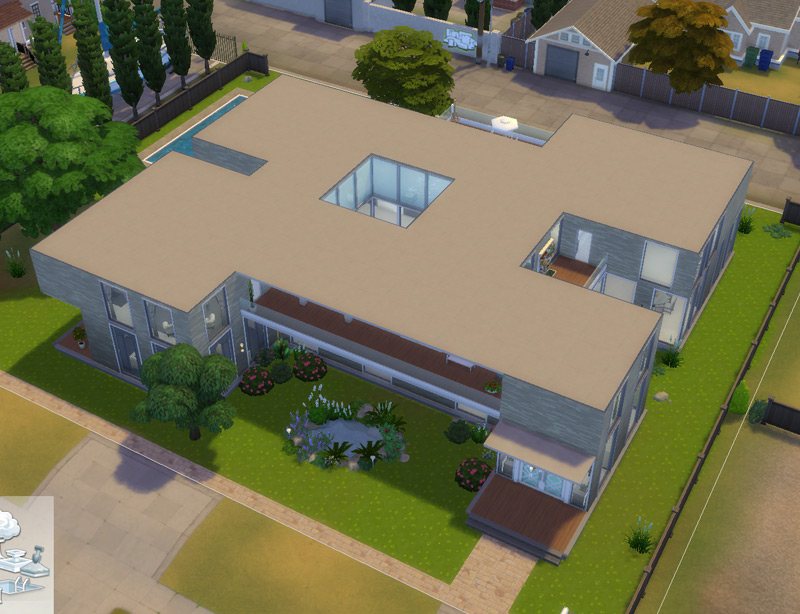 Virei arquiteta / decoradora no The Sims 4