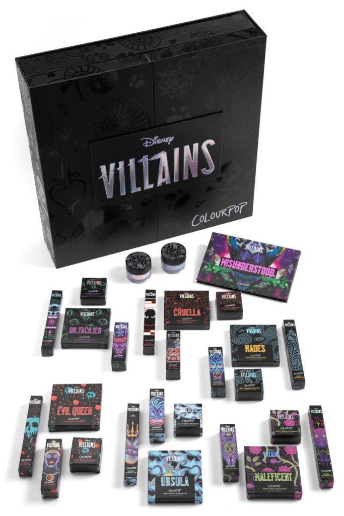 Disney Villains Collection completa