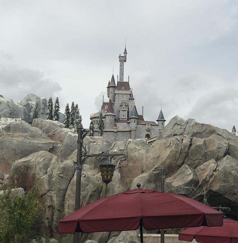 Magic Kingdom - A Bela e a Fera