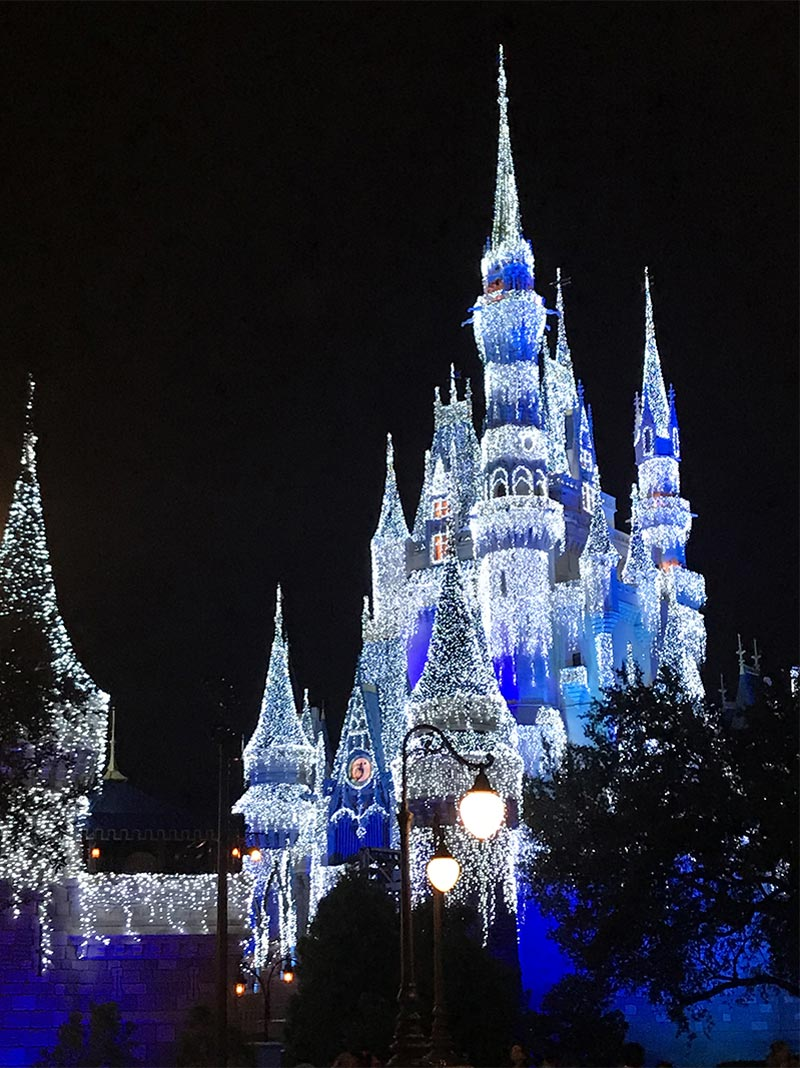 Férias em Orlando: Disney Magic Kingdom