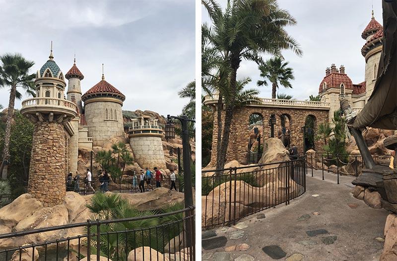 Magic Kingdom - Castelo Príncipe Eric