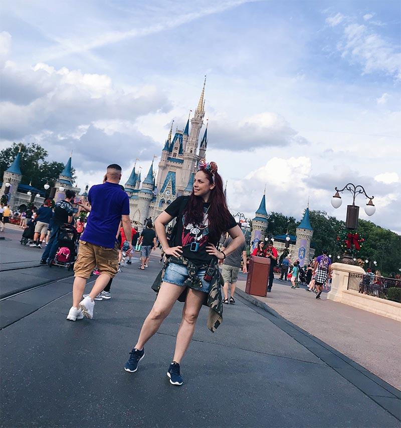Castelo da Cinderela - Magic Kingdom
