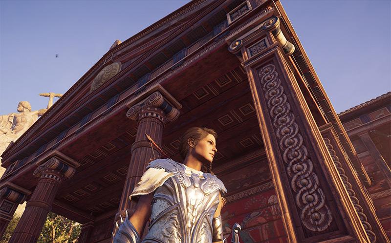 Assassin's Creed Odyssey - primeiras impressões