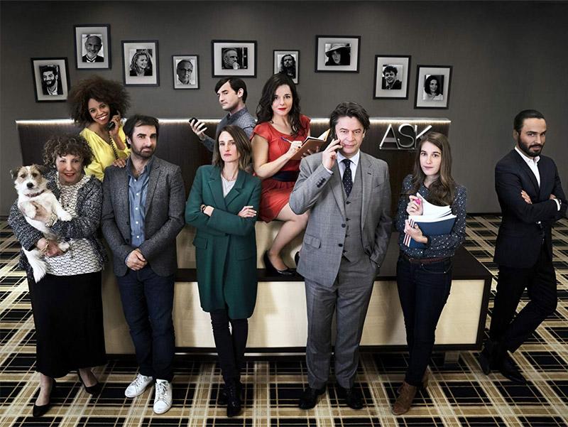 Séries Francesas - Dix Pour Cent