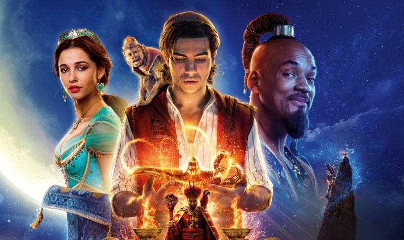 Aladdin - Will Smith rouba a cena e o filme todinho