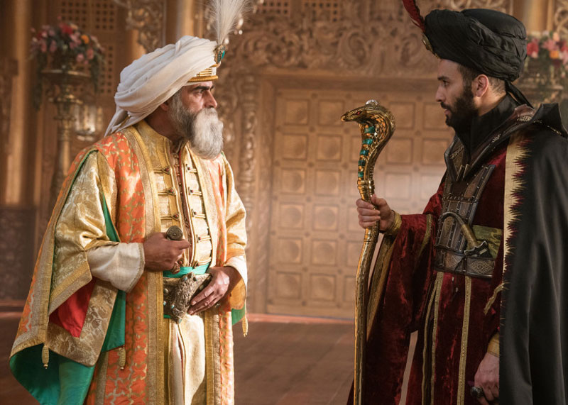 Sultão e Jafar