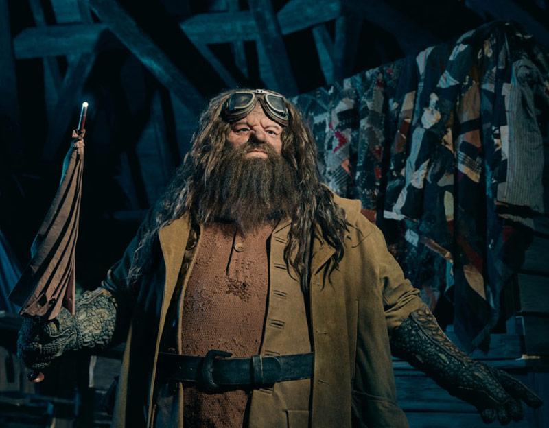 Novos detalhes divulgados da Montanha Russa do Hagrid