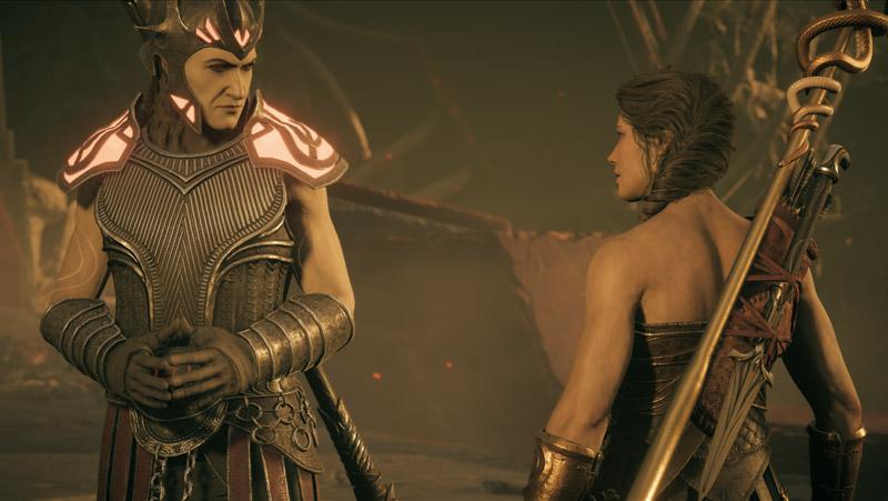 Assassin's Creed Odyssey - Destino de Atlântida, ep 2 - a ida ao Hades