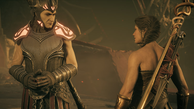 Conversando com Hades
