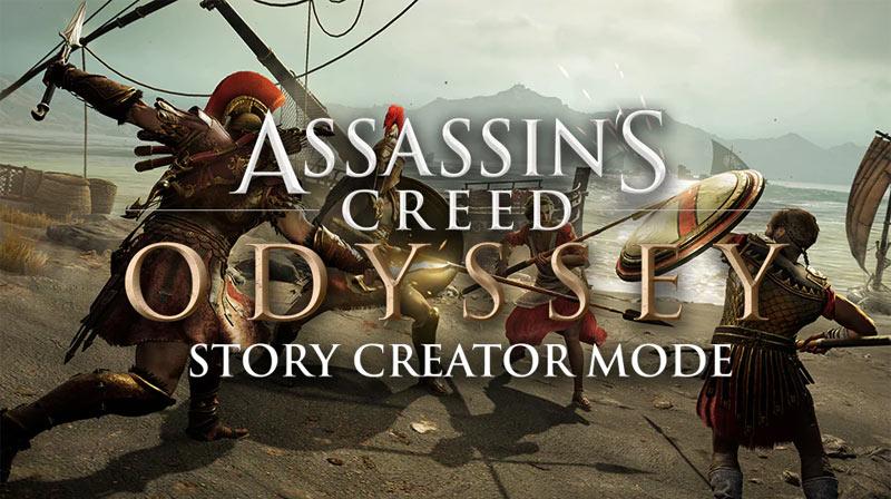 Story Creator Mode