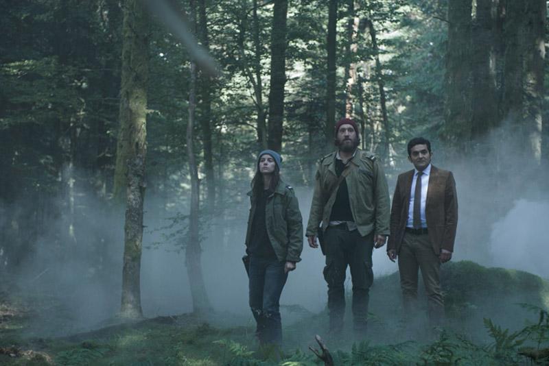 Labirinto Verde - série de suspense policial da Netflix